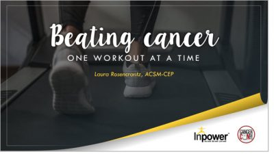 Inpower: Beating cancer one workout at a time